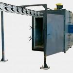 Электропечи полимеризации